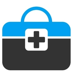 Medical Kit Icon vector image