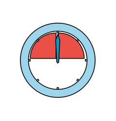 Key performance indicator symbol vector