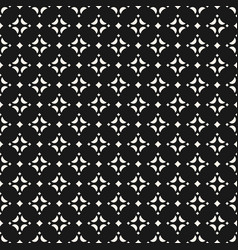 ornamental seamless pattern with diamond shapes vector image