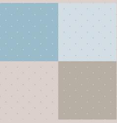 polka seamless pattern vector image