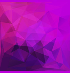 abstract pink triangles background vector image