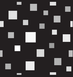 Square pattern seamless vector