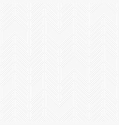 white mosaic pattern vector image