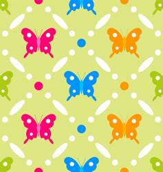 butterfly stitches vector image vector image