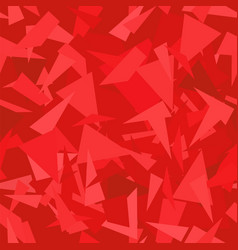 modern colored pattern seamless red texture vector image