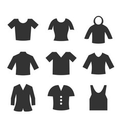 clothes6 vector image