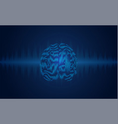 Brain wave vector