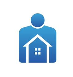 Home Owner vector image vector image