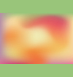 blurred bright colors mesh background vector image