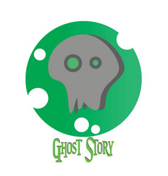 Ghost story vector