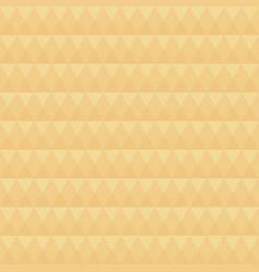 seamless pattern geometric rhombus golden abstract vector image