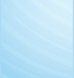Light blue halftone background with arcs vector