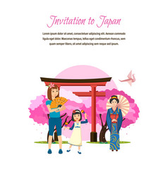 language style of clothing drinks traditions vector image vector image