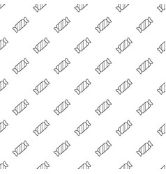 candy pattern seamless vector image