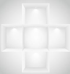 Multiple display windows vector