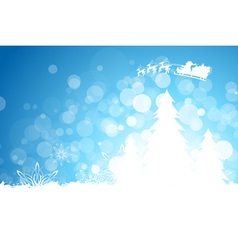 Grungy Christmas Greeting Card vector