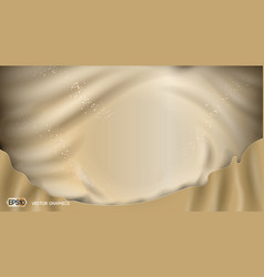 Digital abstract pearl background with vector