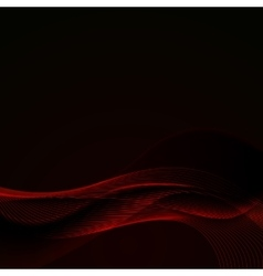 abstract background luminescence wave vector image