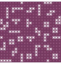 TetrisPatternColor05 vector image