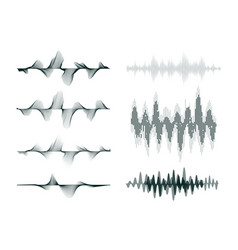 total waves vector image