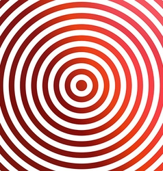 Red circle design background vector