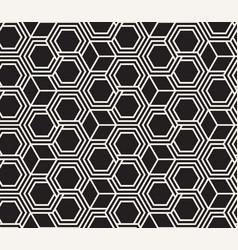 seamless pattern modern stylish abstract vector image