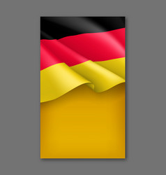 Germany patriotic festive background vector