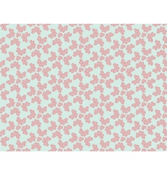 Tiny flowers pattern vector