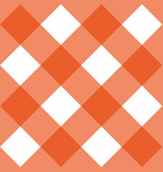 seamless sweet bapink background - checkered vector image