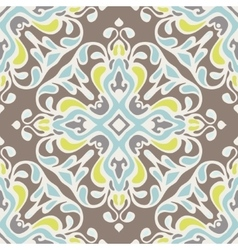 Abstract seamless ornamental pattern tiles vector image vector image