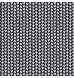 carbon fiber texture seamless pattern vector image vector image