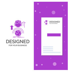 Business logo for abilities development female vector