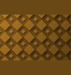 design an orange background with triangles of vector image