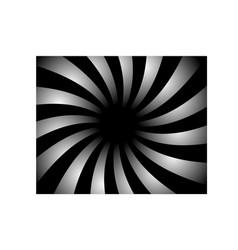 background radial stripes vector image