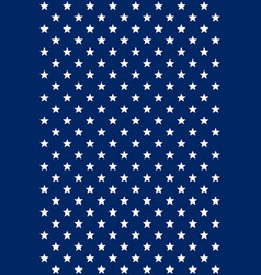 seamless pattern usa flag colors blue background vector image