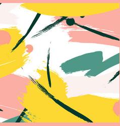 Modern beautiful grunge pattern background hand vector