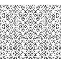 Twirl pattern vector