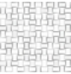 Seamless Greyscale Gradient Squares Lattice vector image vector image