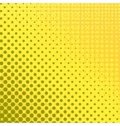 Halftone Patterns Set of Dots vector image