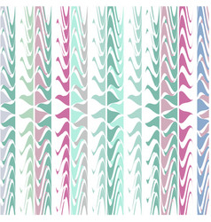 six color chalky pastel triangles pattern texture vector image
