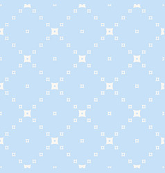 blue geometric texture subtle seamless pattern vector image