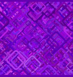 Seamless random square background pattern vector