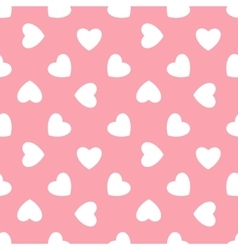 Wrapping paper for Valentines Day vector image