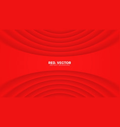 3d red luxury gala ceremonial elegant abstract vector