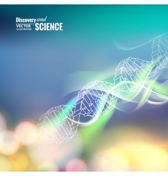 Science concept image vector