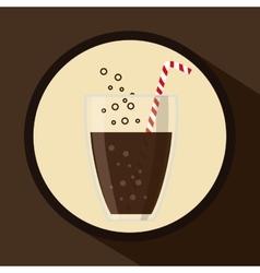 Soda concept design vector image