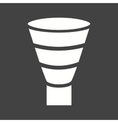 Funnel Chart vector