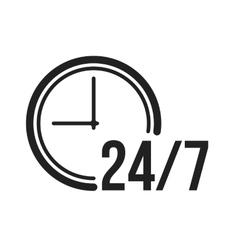 Twenty-four hour service vector
