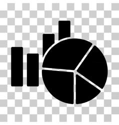 Charts Icon vector