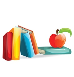 School item vector image